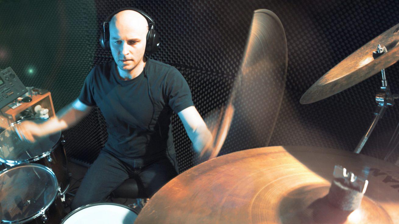 Malleo on drumms