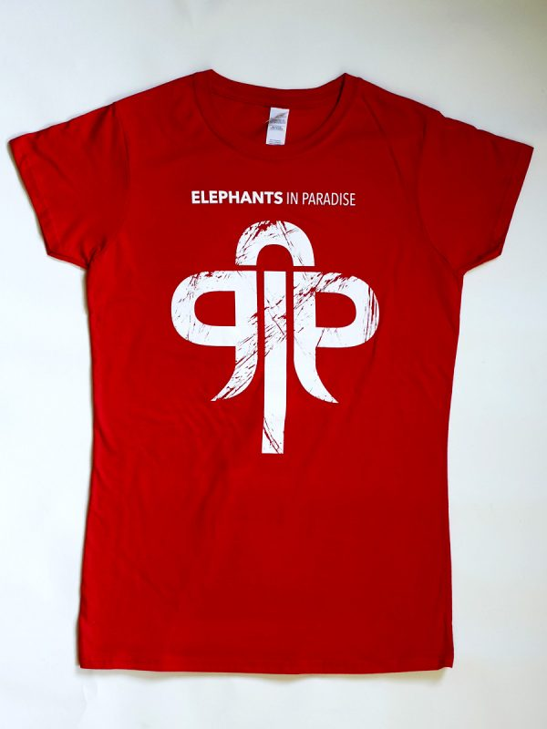 Elephants in Paradise T-Shirt