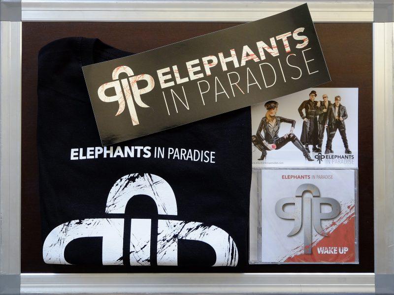 Elephants in Paradise Package
